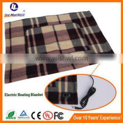 Industrial electric warm heating blanket,portable carry on heating blanket