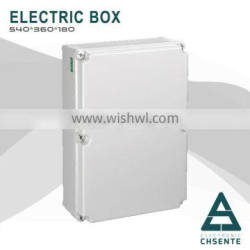 Yueqing CHENTE IP65 Waterproof Portable IEC Outlet Electrical Box