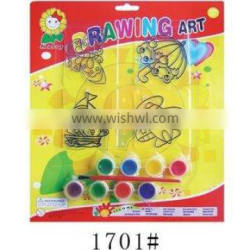 8-color suncatcher paint set