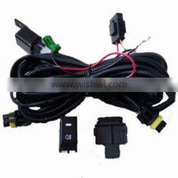 Auto Parts lighting front fog lamp relay and switch wire for Urvan NV350 E26 Caravan