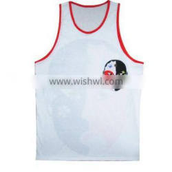 dry fit custom 100 polyester bodybuilding wholesale tank tops