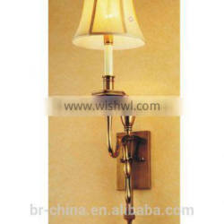 brass wall lamp for living room/hotel WL564-1