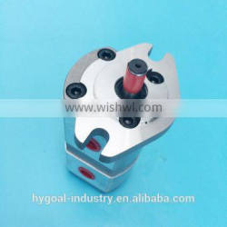 Double hydraulic pump/hydraulic gear pump,pump china factory