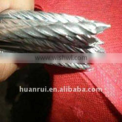 twisted shank 20mm screw nails