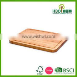High quality wood chopping board with holder,chopping board wholesale
