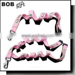 2014 high quality custom printed promotional flat lanyards