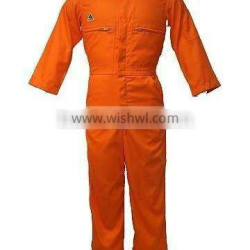 9OZ C/N Fireproof Safety Clothing for Industrial Workers