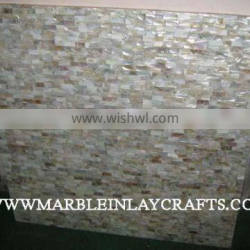 Mother Of Pearl Table Tops, Square Mother Of Pearl Dining Table Top