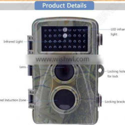 8MP D1001 Hunting Scouting Trail Camera Wildlife Security Game Cam Waterproof