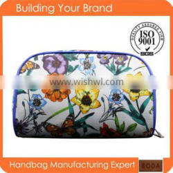 2015 New design fashion ladies cosmetic bag promotional