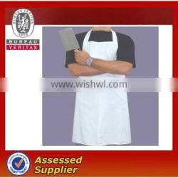 100% cotton bib apron for workshop