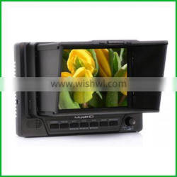 High quality 5 in on camera field monitor