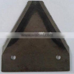 Material 65mn / Thickness 2mm / Splash Fire / Good Package for Combine Harvester and Mower Blade