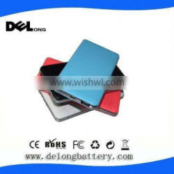 Ultra thin lithium polymer battery charger portable power bank charger