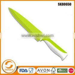 Factory wholesale PP handle 8 inch stainless steel chef knife