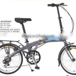 JB10FD2001 aluminum alloy folding mountain bike bicycle competive price