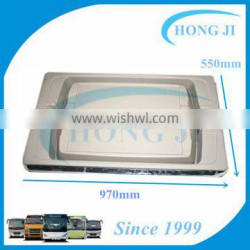Golden Dragon bus price 970*550mm 5703-00042 skylight cover sunroof