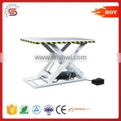 Woodworking machine electric lift table MF7136 made in china