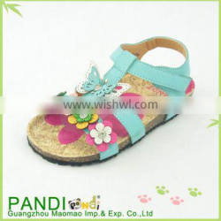 Hot selling high quality children fancy sandals for Middle East