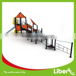 China Hot Sale Safety Used Commercial Children Outdoor Play Equipment for Sale