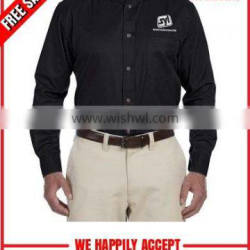 New arraival corporate shirts with company logo