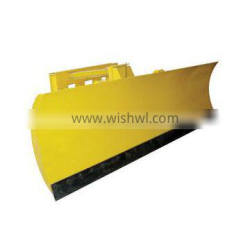 360cm Front Mounted Loader Snow Plows for snow removal