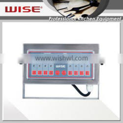 WISE 8 Channel Commercial Electric Digital Timer With Multi Function
