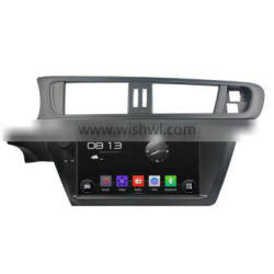 2 din With Can-Bus Android 4.4 Rockchip A9 quad-core Car Dvd With Gps Navigation for Car CITROEN C3 Dvd