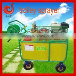 200L CE certificate trolley airport equipment
