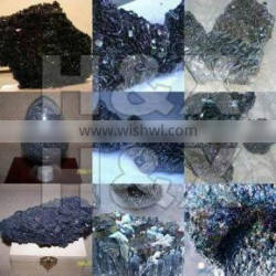 black silicon carbide for refractories and additive