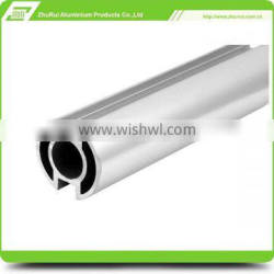 Welded metal tube