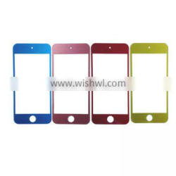 Colorful Front Outer Touch Screen Glass Lens For iPhone 5s 6 6plus