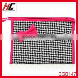 wholesale Stain Cosmetic bag cheap model travel bags cheap personalized cosmetic bag