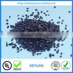 Virgin PPS plastic raw material Pure PPS pellets PPS with Carbon Fiber Reinforeced