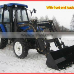 agricultural machinery mini garden tractor loader