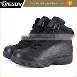 ESDY knife pattern Tactical Training assault boots