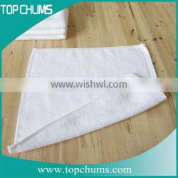 100% cotton Unbleached solid terry hotel pool towels