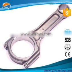 Alibaba wholesale oem factory China customized ISO 9001:2008 certificated CNC machining parts aluminum connnecting rod