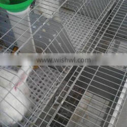 rabbit Cage of 2 or 3 layers with rabbit plastic slat floor(rabbit cage-07)