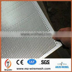 2014 hot sale stainless steel perforated metal mesh/speaker perforated metal mesh for wind proof fence alibaba china supplier