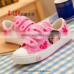 Hot sales cheap new style wholesale children shoes high quality