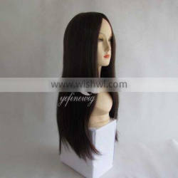 Hot selling human hair full lace wig silk lace cap for wig making