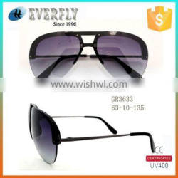 Classical with design temple TR90 sunglasses