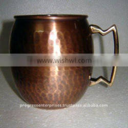 MANUFACTURER OF ANTIQUE STYLE SOLID COPPER MUGS