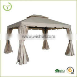 Top quality outdoor garden gazebo aluminium gazebo usati 2015hot sale Quality Choice