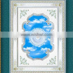 decoration material for artistic ceiling ,line