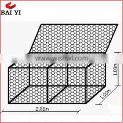 Cheap China Suppliers Wire Mesh Gabion Box With High Quality