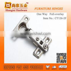 CT126-2F Small 26 mm Cup Locking Hinges