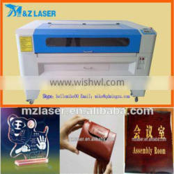 China wooden engraving machinery 100W leather acrylic speedy 100 laser engraver price