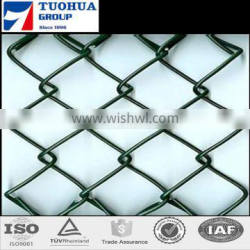 Electric Dipped&Hot Dipped Chain Link Woven Mesh